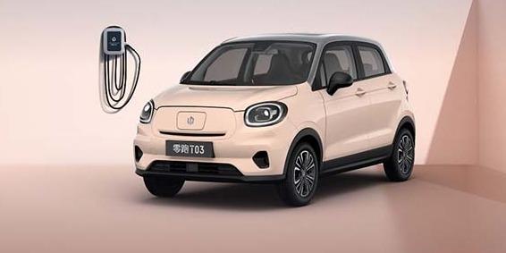 2021款零跑T03将于上海车展上市