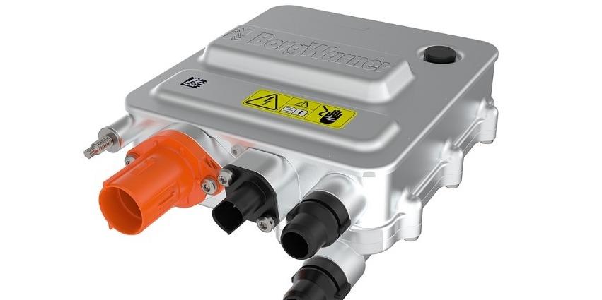 博格华纳高压液体加热器 助力电池加热痛点