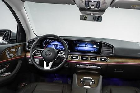 奔驰GLE插混新增配置车型 售价79.98万元
