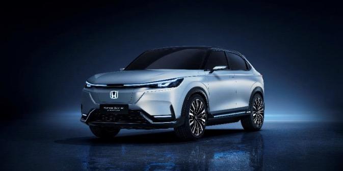 本田全系电动车型及智能化新技术亮相上海车展