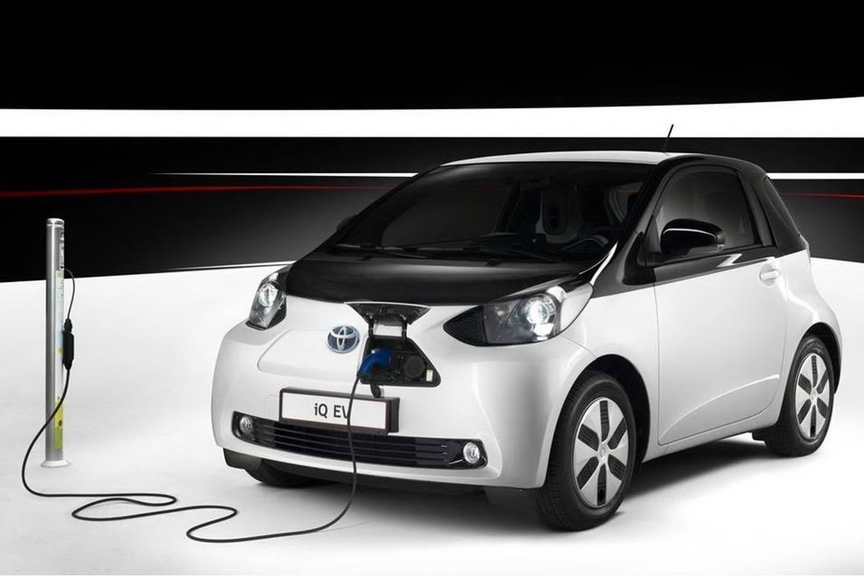 丰田2025年前将推出15款纯电动汽车