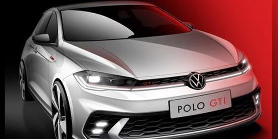 新款大众Polo GTI渲染图 将于近期发布