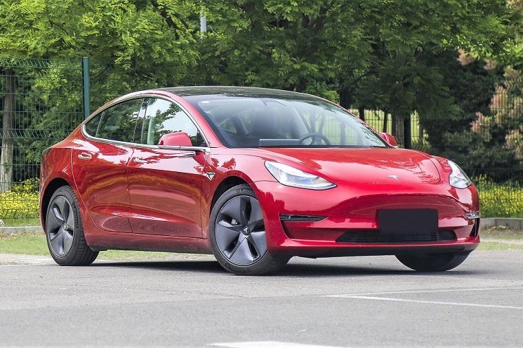 特斯拉召回部分进口Model 3 涉及七百余量