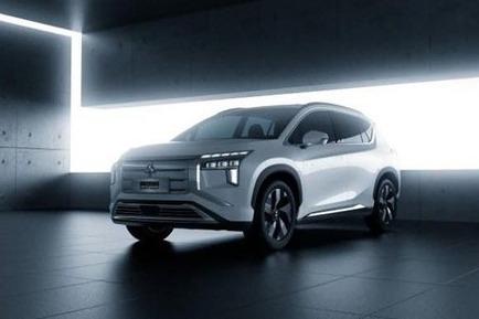 广汽三菱首款电动车曝光 今年内上市销售