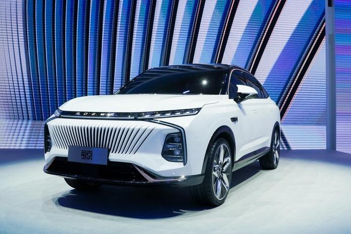 荣威鲸轿跑SUV于9月上市 或配1.5T/2.0T引擎