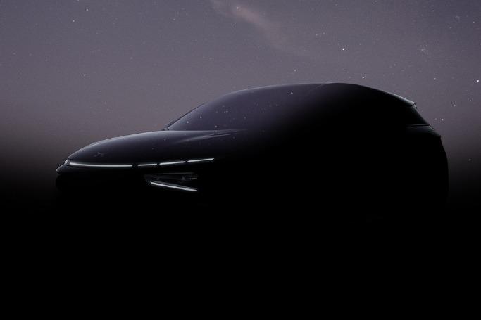 下半年上市 新款小鹏G3预告图发布