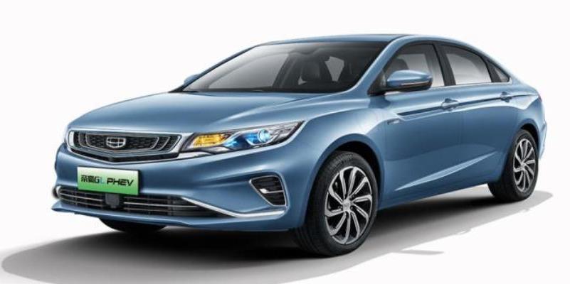 1.5T+电动机 新款帝豪GL PHEV售16.88万
