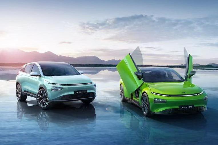 小鹏汽车7月交付量公布 P7超过6千台