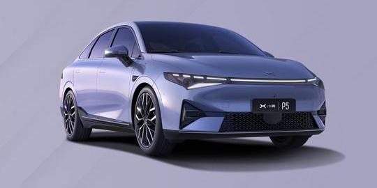 小鹏P5售价15.79-22.39万 全球首款激光雷达车