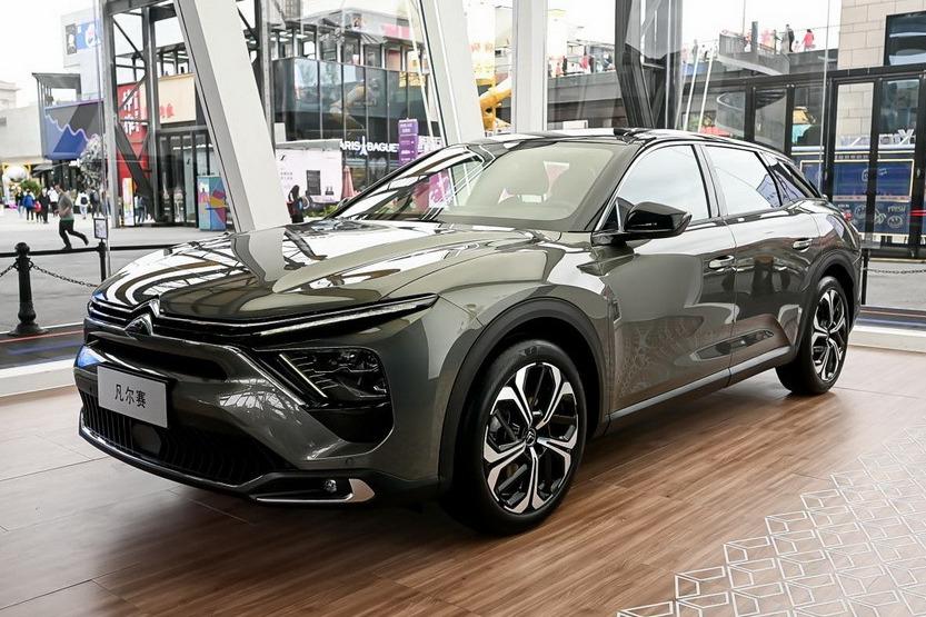 雪铁龙凡尔赛CX 5或23日上市 预售14.37万起