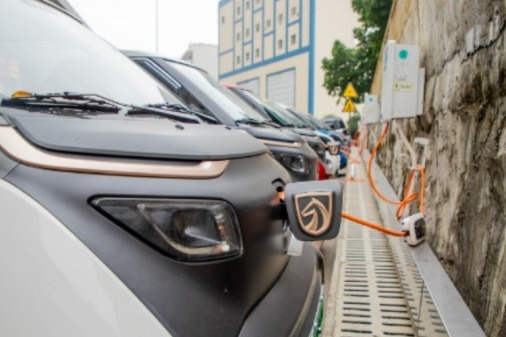 从中国新能源汽车城 看可复制的五菱模式