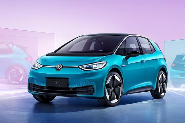 上汽大众最小的电动车上市 16万元起售价