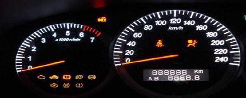 abs和车身稳定灯同时亮怎么回事