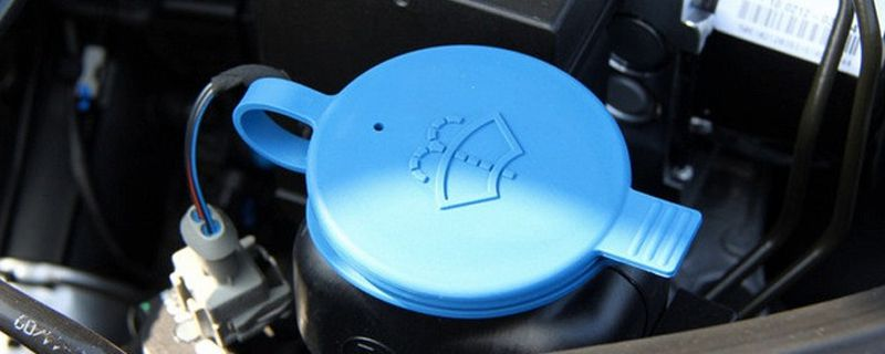 汽车加玻璃水的地方在哪