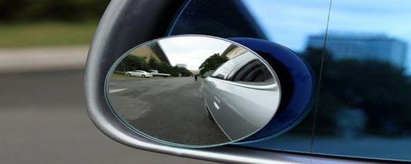 汽车小圆镜安装位置怎么选