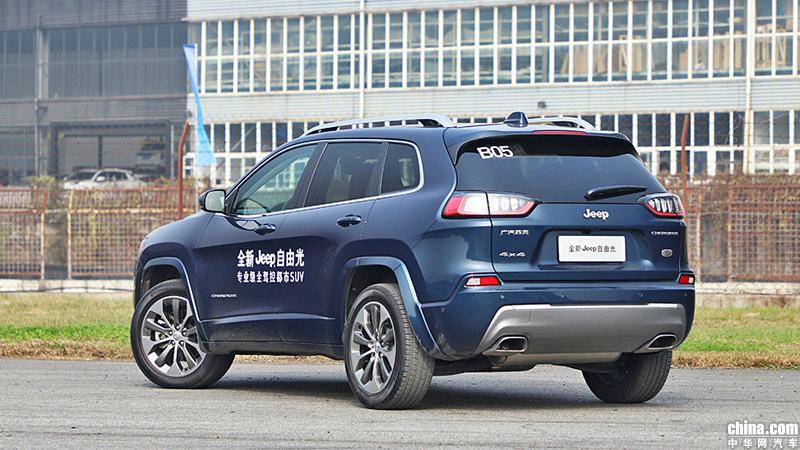 切诺基的转世轮回 数据测试jeep自由光