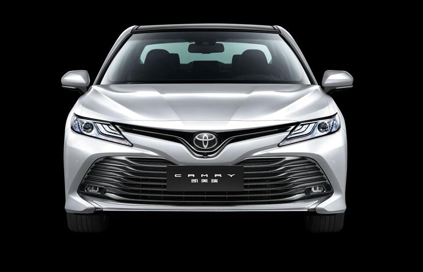 丰田凯美瑞-造型及品质