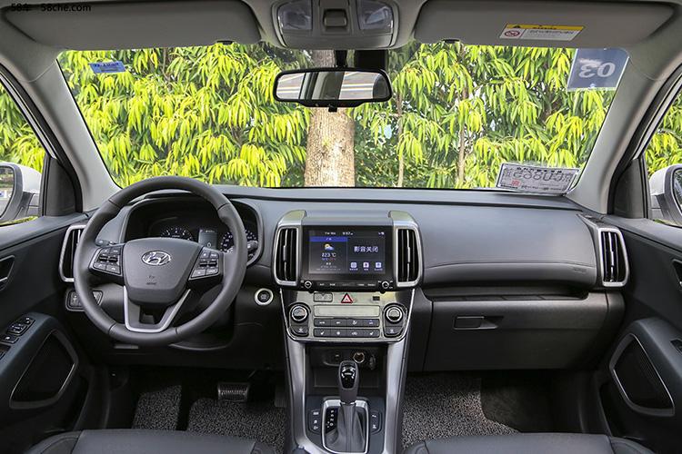 新一代ix35 造型及品质