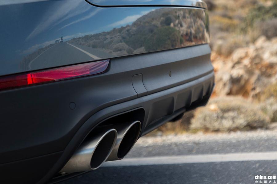 Cayenne 2018款 Turbo 4.0T 组图