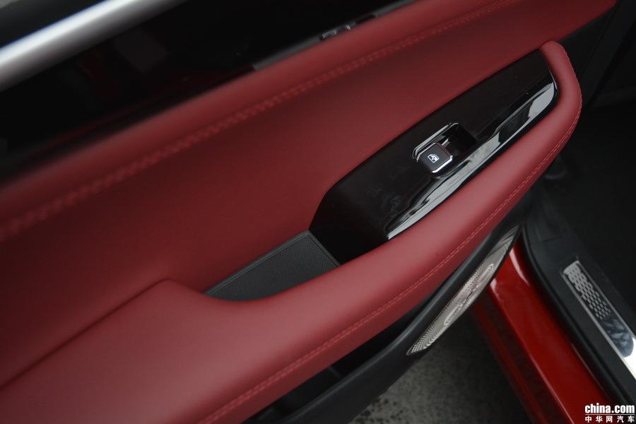 长安CS85 Coupe 2019款 2.0T 智版 空间