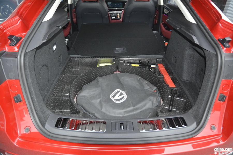 长安CS85 Coupe 2019款 2.0T 智版 其他