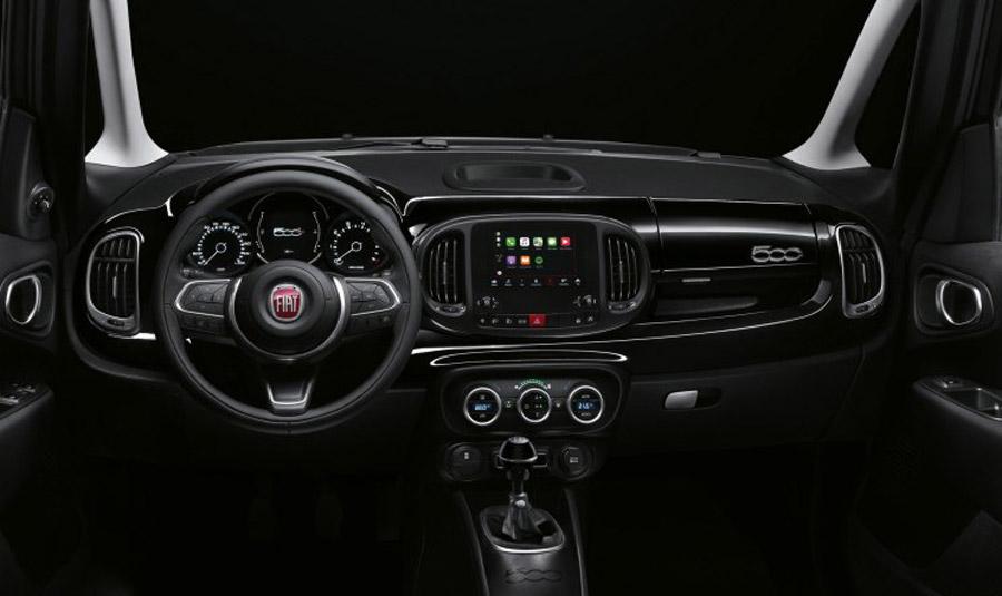 外观微调配置提升 菲亚特120周年特别版车型官图