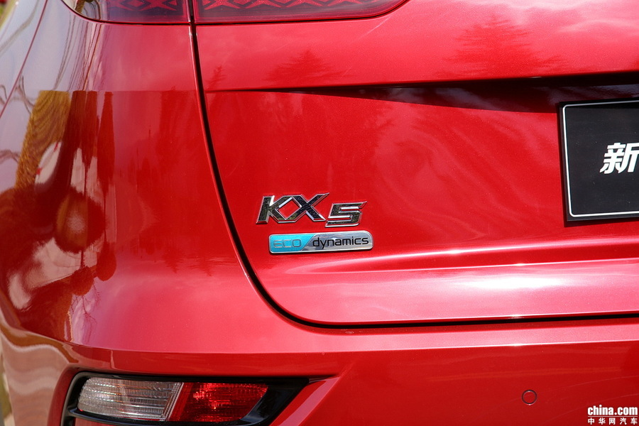 起亚KX5 2019款 1.6T 自动两驱豪华 外观