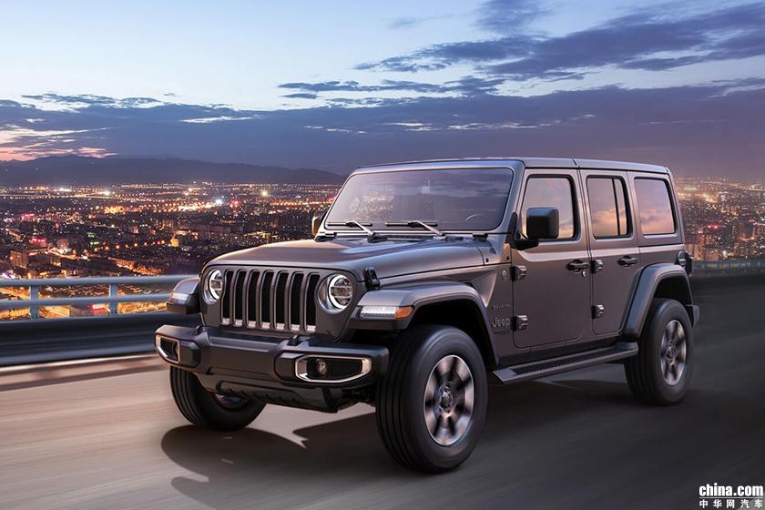售46.29万元 Jeep牧马人Sahara四门炫顶版上市