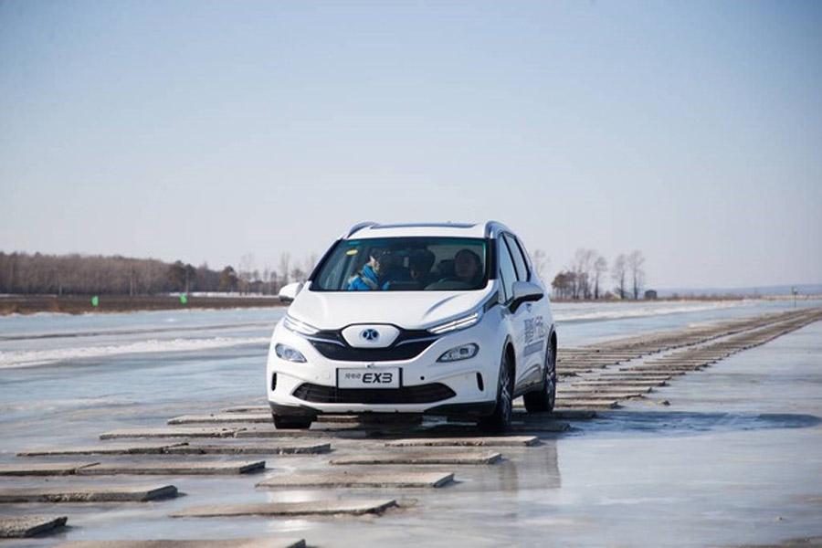 北汽新能源EX3最新消息 或于上海车展正式上市