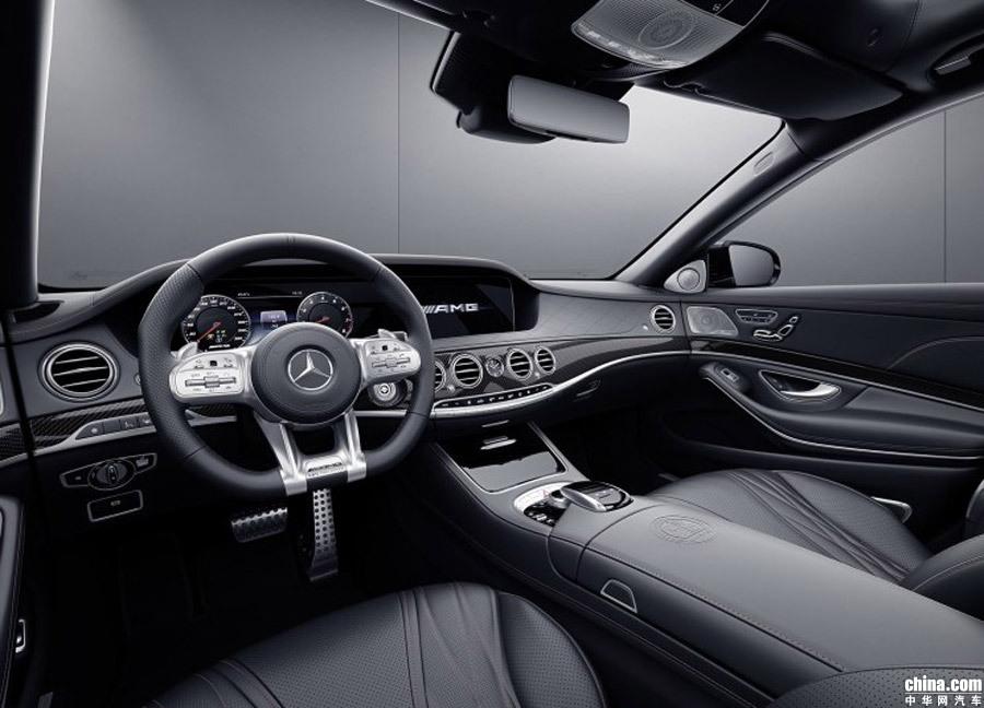 日内瓦车展亮相 奔驰AMG S65最终特别版官图发布