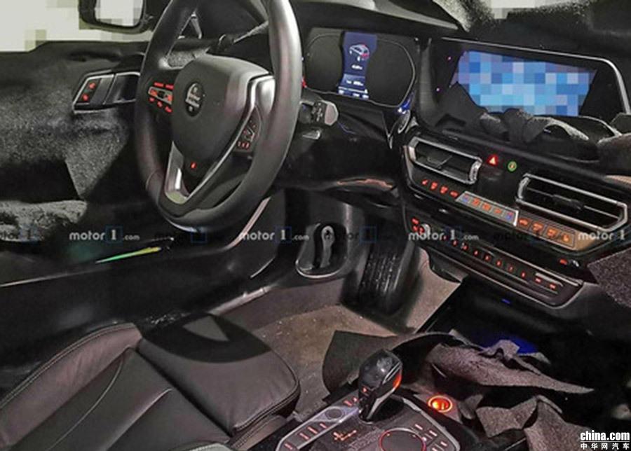 基于前驱平台打造 全新宝马1系法兰克福车展亮相