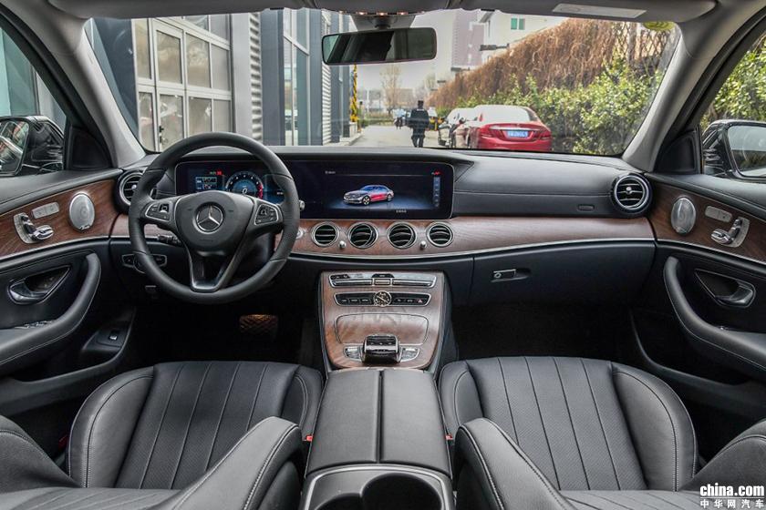 售价43.58-62.98万元 新款国产奔驰E级轿车上市