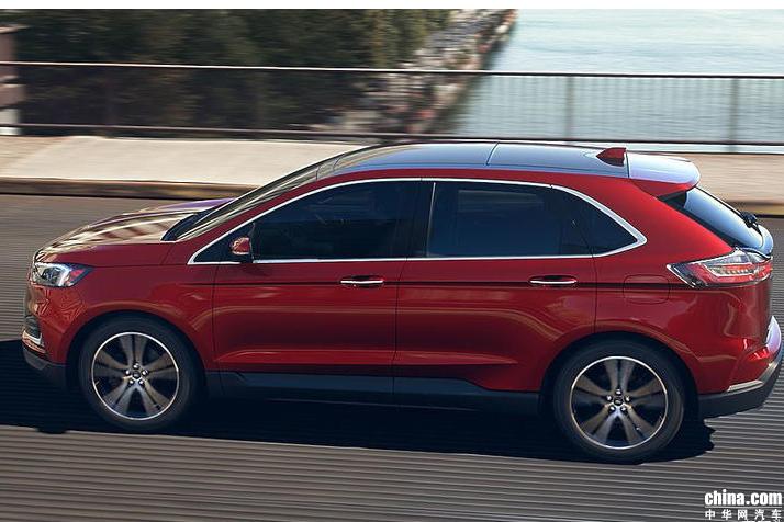 动力进一步提升 全新福特锐界即将亮相上海车展