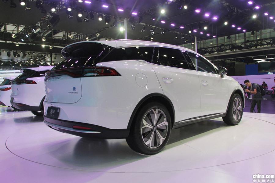 百公里加速4.4秒 比亚迪唐EV将于3月28日上市