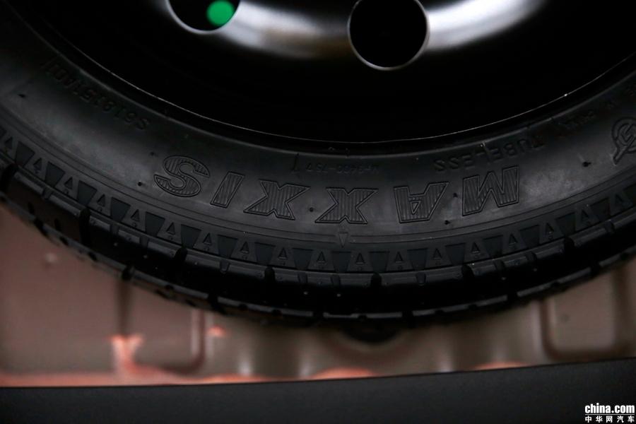 科鲁泽 2019款 RS 330T 自动痛快版 空间