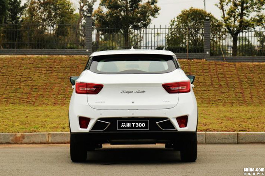 报价4.59-5.59万元 众泰T300小强版车型上市