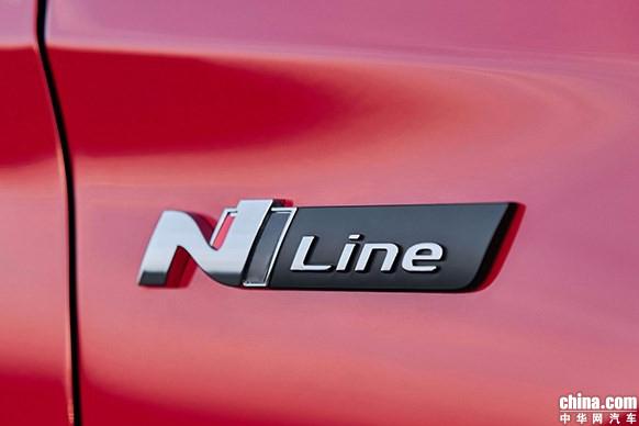 增加运动套件 现代Tucson N-Line车型官图发布