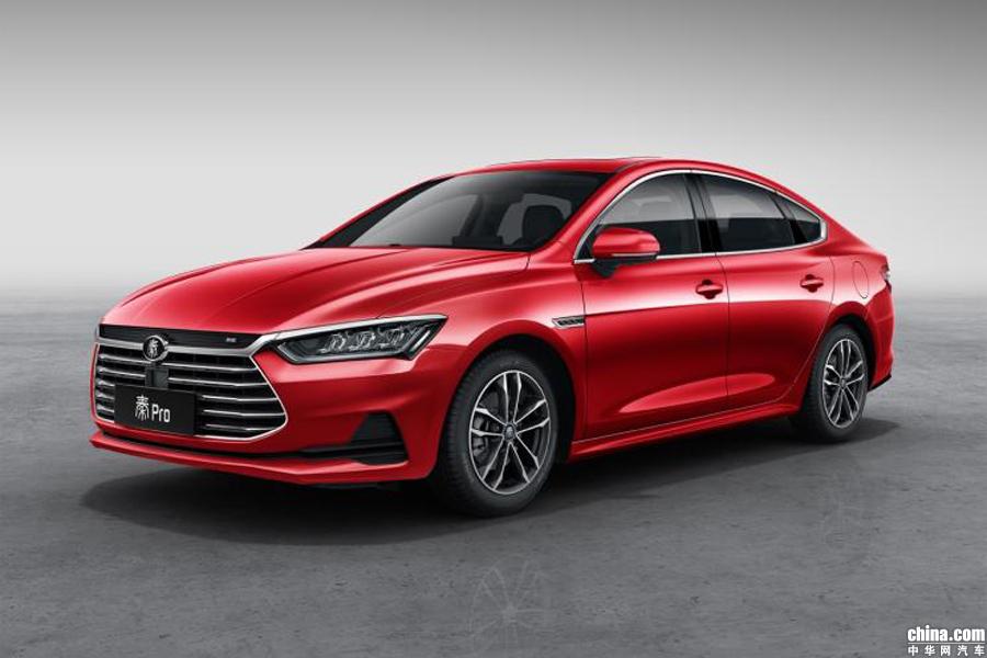 阵容庞大 比亚迪多款新车将于3月28日正式上市