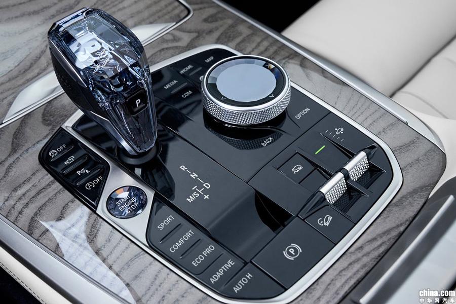 树立豪华SUV领域新高度 BMW X7将于4月15日上市