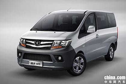 售价7.48-9.58万元 瑞风M3/R3新增车型上市
