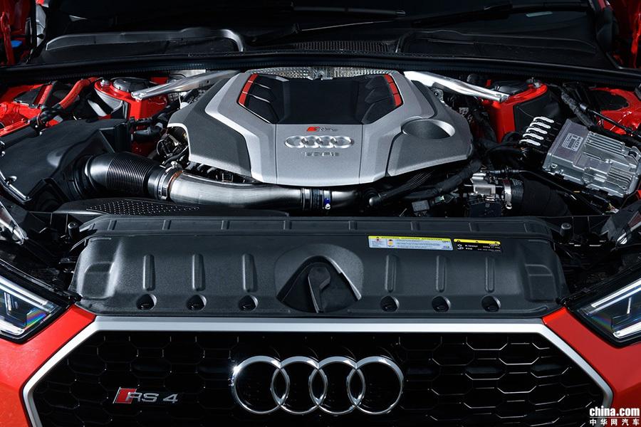 报价82.28万元起 奥迪全新RS 4/RS 5正式上市