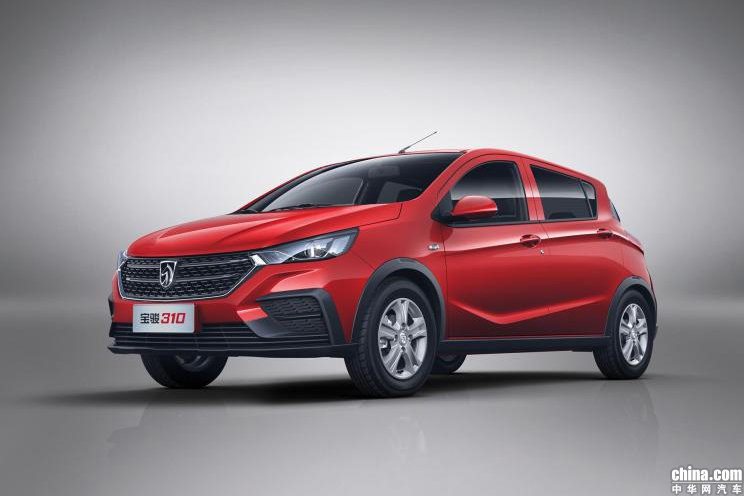 配置升级/售价仅4.98万元 宝骏310自动挡车型上市
