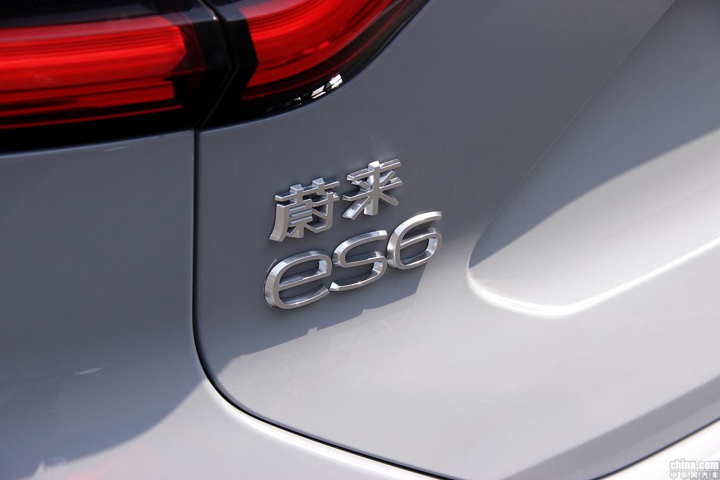 蔚来ES6 2019款 430KM 首发纪念 外观