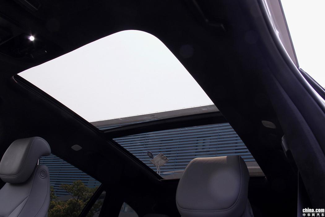 蔚来ES6 2019款 430KM 首发纪念 内饰