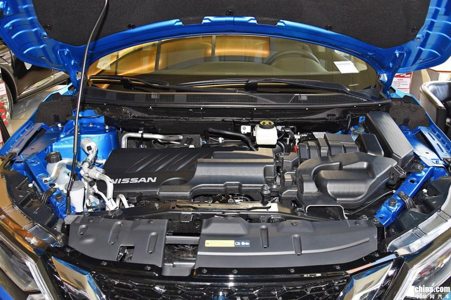 搭载2.0L发动机 东风日产新款逍客将于今日上市
