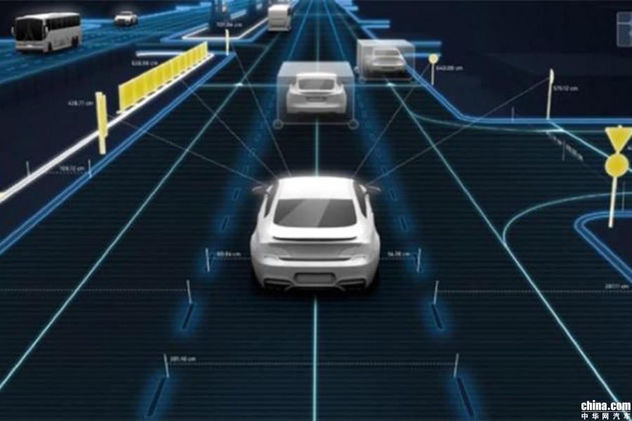 360°环境感知 博世赋能自动驾驶于上海车展亮相