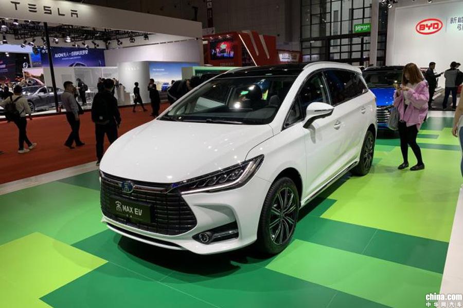 每款都令人心动 2019上海车展热点新能源汽车盘点