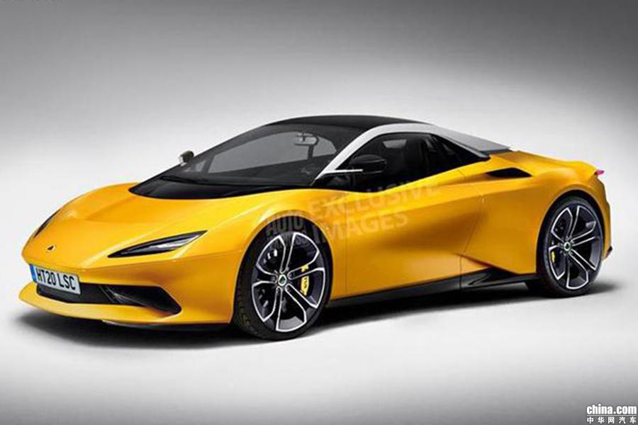 搭载纯电驱动系统 路特斯将于2020年推全新跑车