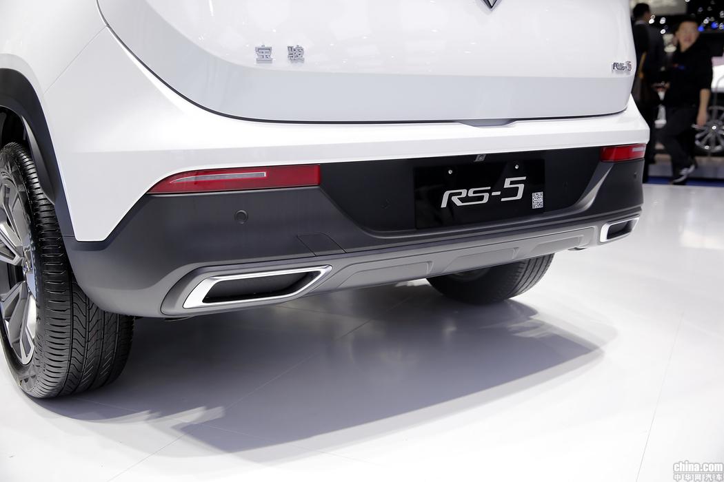 宝骏RS-5 2019款 1.5T 超级互联手动版 其他