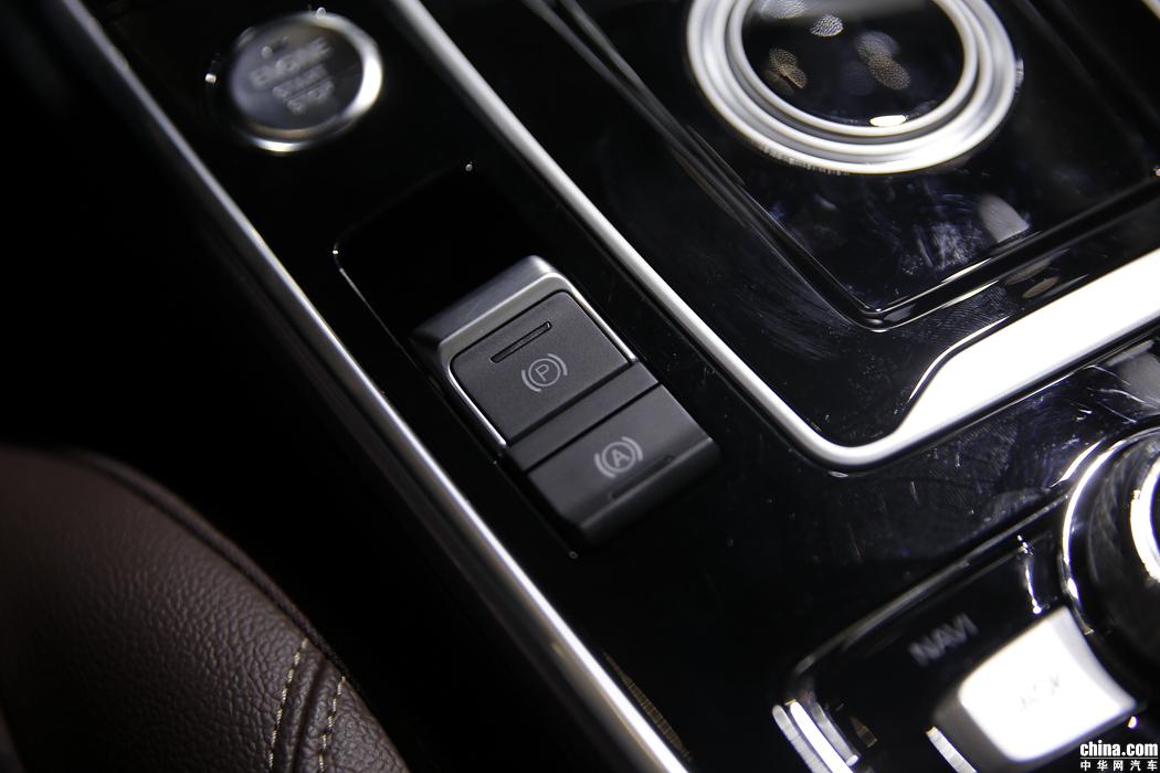 大乘G60S 2019款 1.5T 自动豪华型 内饰